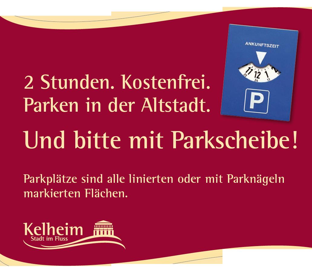 Parken Kelheim